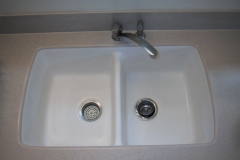 sink #6 after