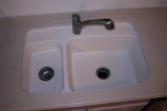 sink #2 after