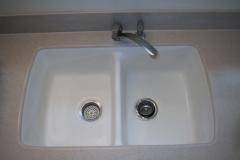 sink #6 after